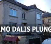 1-as aukštas namo dalis Plungėje-0