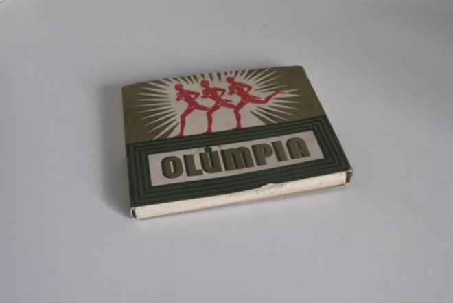Sena rukalų dėžutė Olümpia (Estija)-0
