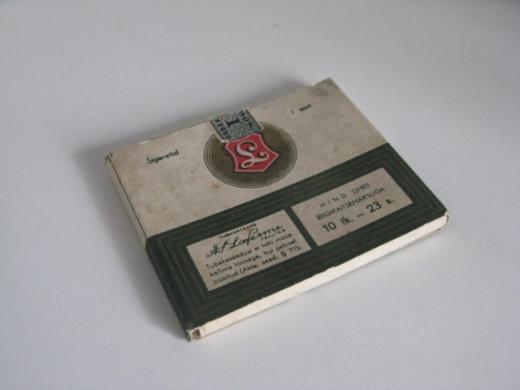 Sena rukalų dėžutė Olümpia (Estija)-1