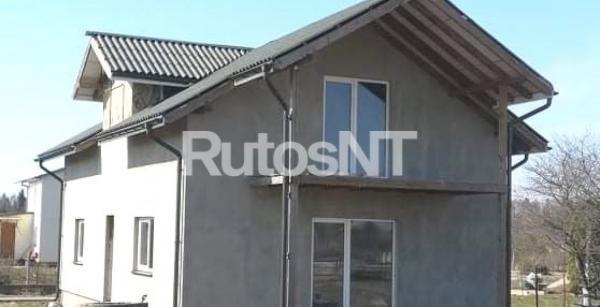 Parduodamas namas Rubulių k.-0