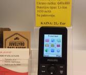 "Mobilusis telefonas "" Philips Xenium E103""-0"