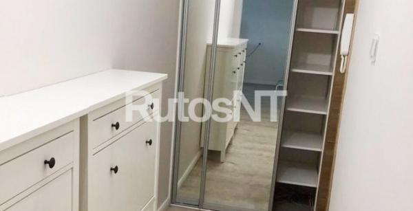 Parduodamas vieno kambario butas I. Simonaitytės g.-6
