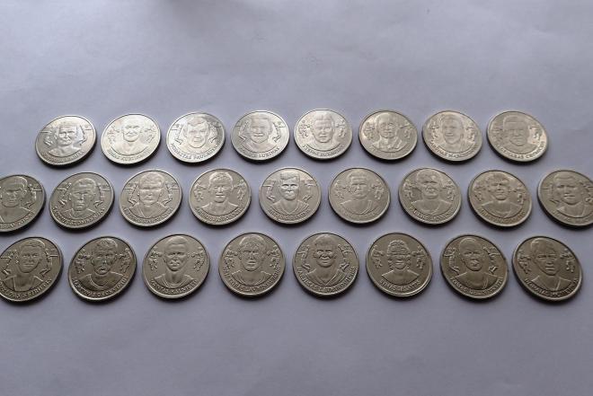 Kolekciniai Medaliai Su Lt Krepšininkų Atvaizdais-0