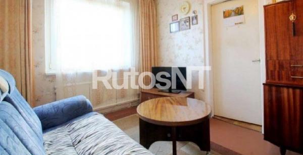 Parduodamas 3-jų kambarių su holu butas Bandužių g.-4
