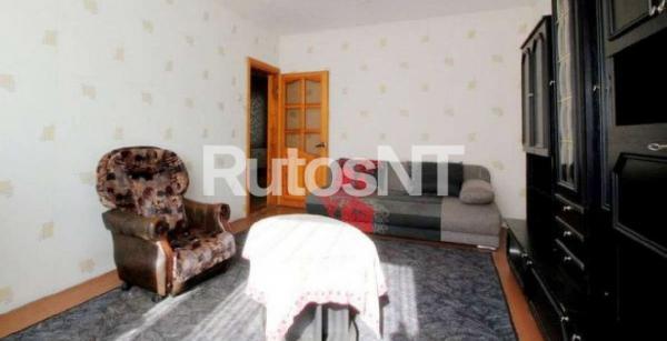 Parduodamas 3-jų kambarių su holu butas Bandužių g.-1