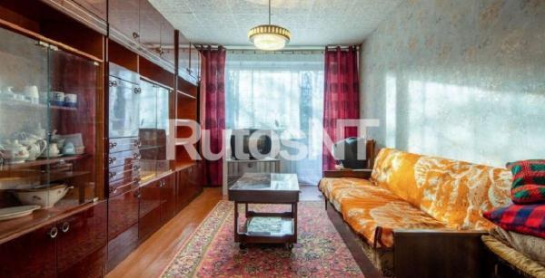 Parduodamas 4-rių kambarių butas Debreceno g.-1