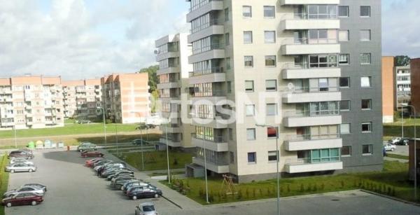 Parduodamas 3-jų kambarių butas Gargžduose, Dariaus ir Girėno g.-1
