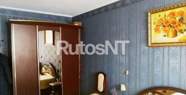 Parduodamas 2-jų kambarių su holu butas Gargžduose, Pušų gatvėje-2