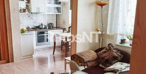 Parduodamas 2-jų kambarių su holu butas Gargžduose, Pušų gatvėje-0