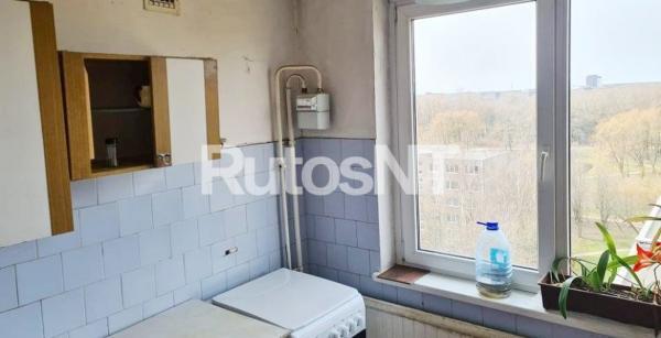 Parduodamas vieno kambario butas Šiaulių gatvėje-1