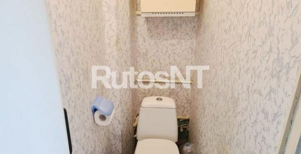 Parduodamas vieno kambario butas Šiaulių gatvėje-5