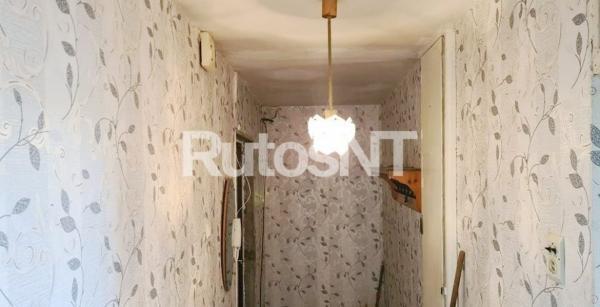 Parduodamas vieno kambario butas Šiaulių gatvėje-3
