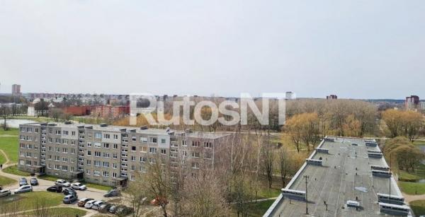 Parduodamas vieno kambario butas Šiaulių gatvėje-7