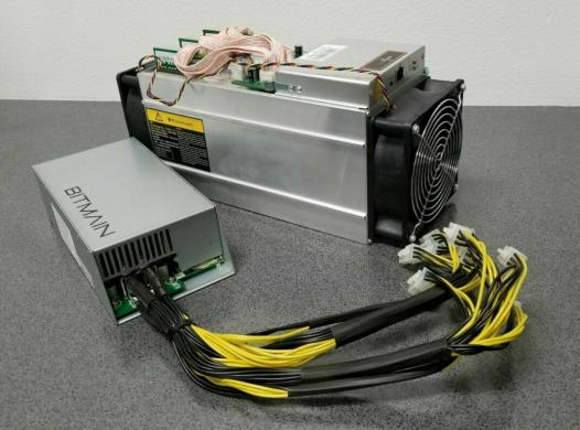 Bitmain Antminer S19 Pro 110Th With PSU In Stock-0