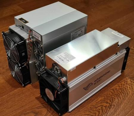 Bitmain Antminer S19 Pro 110Th With PSU In Stock-1