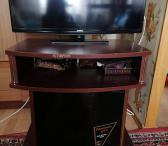 Televizoriaus staliukas, tvarkingas 20e.-0