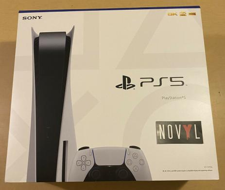 Sony PlayStation 5 Console DISC VERSION BRAND NEW-1