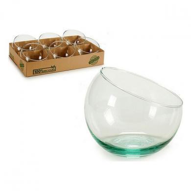 Akvariumas stiklinis (14 cm)-0
