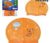 Plaukimo kepuraitė Nemo Bestway Vaikiška-0