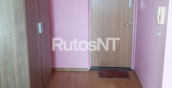 Parduodamas vieno kambario su holu butas Varpų g.-7