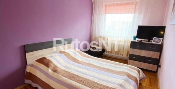 Parduodamas 3-jų kambarių butas Gargžduose, Melioratorių g.-1