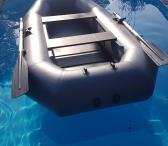Parduodu PVC pripučiamą valtį  Locman.-0