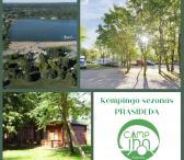 Laukiame Jūsų Kaunas Camp Inn kempinge.-0
