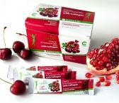 tianDe® gelis su vyšnių – granatų sultimis ir kolagenu-0