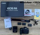 Canon Eos R6  with RF 24-105mm IS STM KIT-0