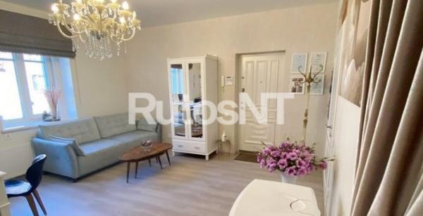 Parduodamas 2-jų kambarių butas I. Kanto g.-1