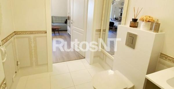 Parduodamas 2-jų kambarių butas I. Kanto g.-4