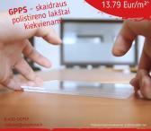 Gpps - Pigus Skaidrus Plastikas Kiekvienam-0