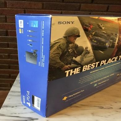 Sony playstation 4 pro 1tb-2