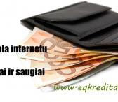 Kredito pasiūlymas internetu-0