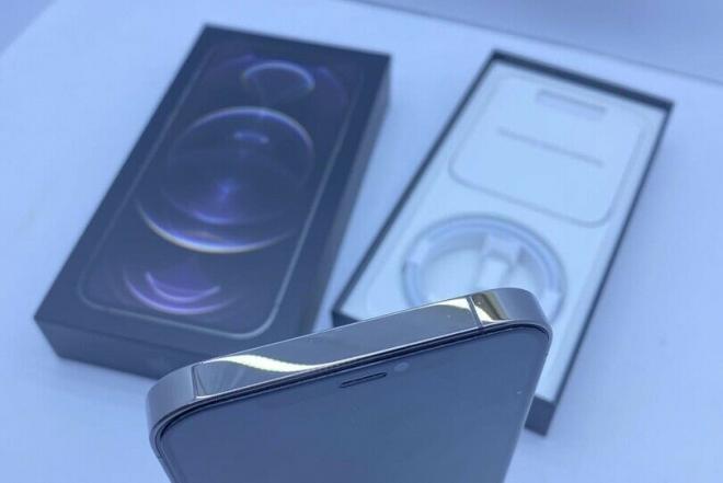 """""""iPhone 12 Pro MAX 512GB Graphite"""" atrakinta-0"""