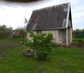 Parduodamas sodas su dviejų aukštų nameliu-0