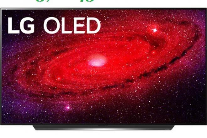LG CXPUA 77 Class HDR 4K UHD Smart OLED TV-0