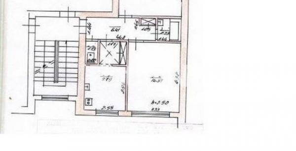 Parduodamas 2-jų kambarių butas Alksnynės g.-4
