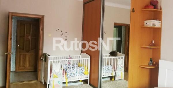 Parduodamas 3-jų kambarių butas Žalgirio g.-4
