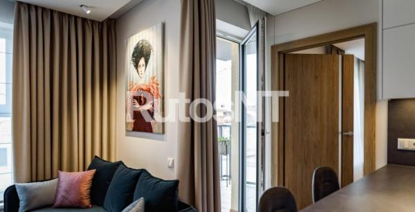 Parduodamas 2-jų kambarių butas Nidos g.-3