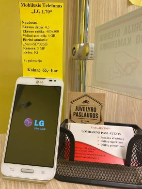 Mobilusis telefonas LG L70-0