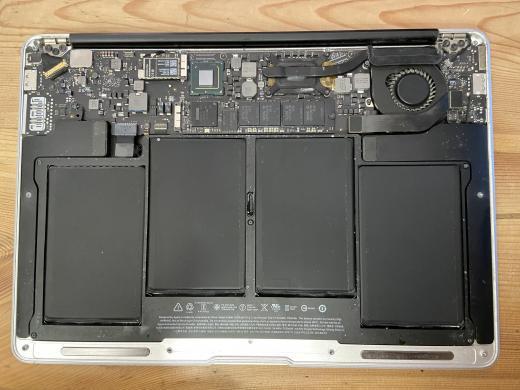 Macbook Air 13 (mid-2011)-1