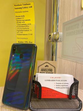 "Mobilusis telefonas ,,Samsung Galaxy A40""-1"