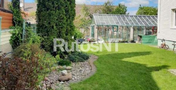 Parduodamas sodo namas Kiškėnų kaime-7