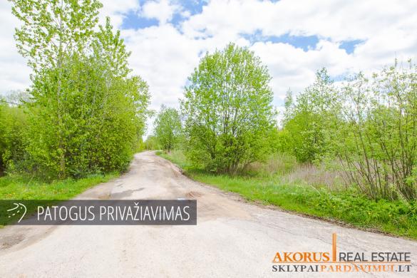 sklypaipardavimui.lt - LYGAUS PAVIRŠIAUS SKLYPAS PATOGIOJE VIETOJE-2