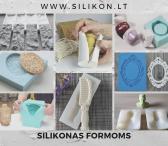 Greito ir lėto stingimo silikonas-0