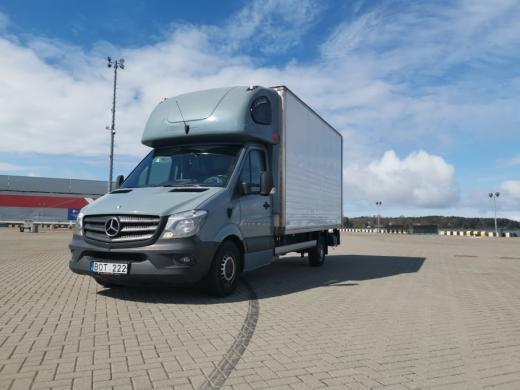 Krovinių pervežimai Lietuva - Danija - Š. Vokietija - Lietuva-3