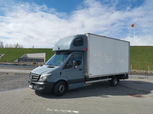 Krovinių pervežimai Lietuva - Danija - Š. Vokietija - Lietuva-2