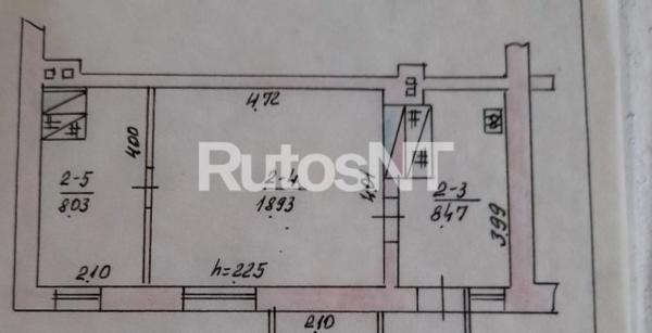 Parduodama namo dalis Kiškėnų k.-2