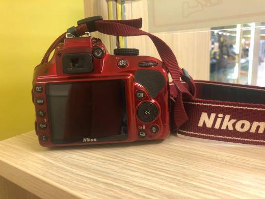 """Fotoaparatas """"Nikon D3300"""" +18-55 mm AF-P VR-1"""